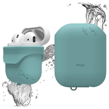 Elago AirPods / AirPods 2 Waterproof Case - Turquoise