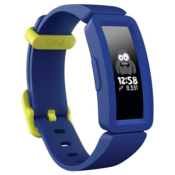 Fitbit Ace 2 Activity Tracker for Kids Night Sky / Neon Yellow
