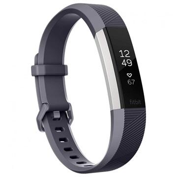 Fitbit Alta HR Fitness Activity Tracker L Grey