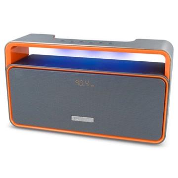 Altoparlante Bluetooth Forever BS 600 Grigio / Arancione