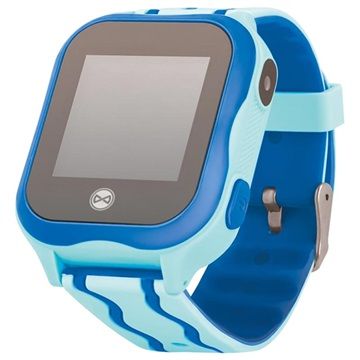 Forever See Me KW 300 Smartwatch for Kids With GPS Blue
