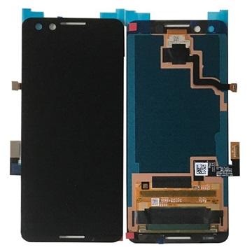 Display LCD per Google Pixel 3 Nero