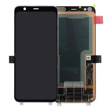 Display LCD per Google Pixel 4 Nero