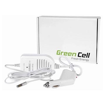 Caricabatterie da Auto Green Cell per MacBook 13, MacBook Pro 13 60W