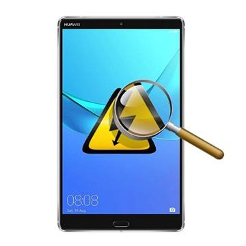 Diagnosi del Huawei MediaPad M5 8