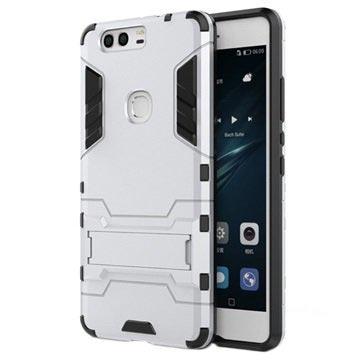 Custodia Ibrida Huawei P9 Plus - Argento