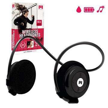 Auricolari Sportive Wireless Miiego AL3+ Freedom Women Nero