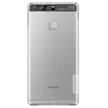 Cover Nillkin Nature in TPU per Huawei P9 Plus - Trasparente