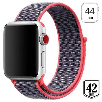 Apple Watch Series 4/3/2/1 Nylon Strap 44mm, 42mm Pink