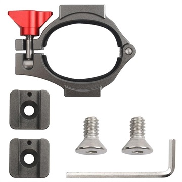 O Ring Clamp with Cold Shoe Adapter for Dji Osmo Mobile 2