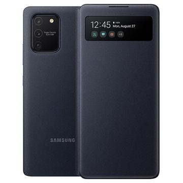 Custodia S View Wallet per Samsung Galaxy S10 Lite EF EG770PBEGEU Nera