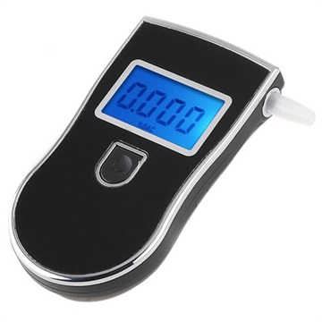 Portable Brethalyzer / Blood Alcohol Concentration Tester BrAC / BAC