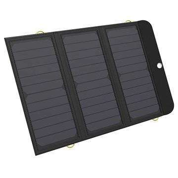 Sandberg Caricabatterie solare / Power Bank 10000mAh Nero