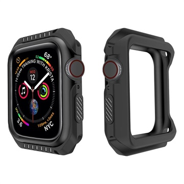 Apple Watch Series 4 Silicone Case 44mm Black