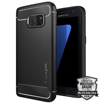 Custodia Spigen Ultra Rugged Armor per Samsung Galaxy S7 -...
