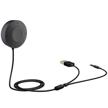 Kit da Auto Vivavoce Bluetooth Universale con Jack da 3.5mm