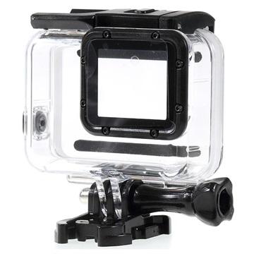 Custodia Impermeabile per GoPro Hero 7 White, Hero 7 Silver Trasparente