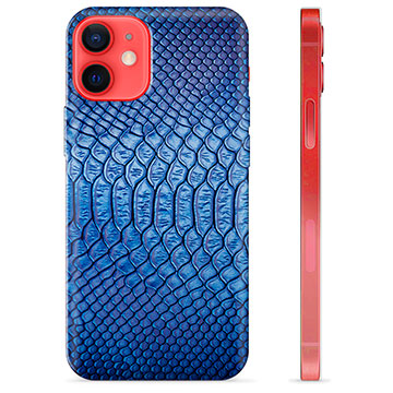 Custodia TPU per iPhone 12 mini Pelle