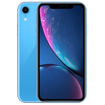 iPhone XR 64GB Prodotto Ricondizionato Blu