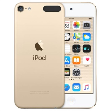 iPod Touch 7G 128GB Color Oro