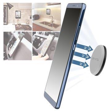 4smarts UltiMAG Allround Universal Magnetic Holder Grey
