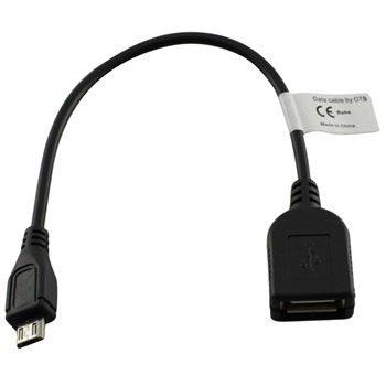 Cavo OTG Adattatore Micro USB Samsung Galaxy S2 I9100, Galaxy S3 I9300, Galaxy Note N7000