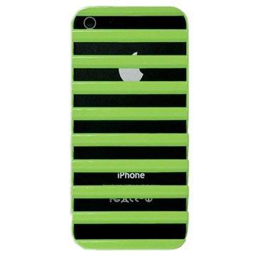 Custodia Rigida Code Ladder per iPhone 5, iPhone 5S, iPhone SE Verde