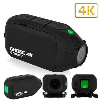 Action Camera 4K Drift Ghost Nero