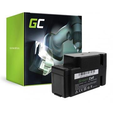 Batteria Green Cell Worx Landroid M WG796, Landroid L WG797 2.5Ah