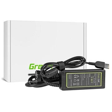 Alimentatore Green Cell per Lenovo Yoga 2, IdeaPad Flex 2, ThinkPad Yoga 14, 15 65W