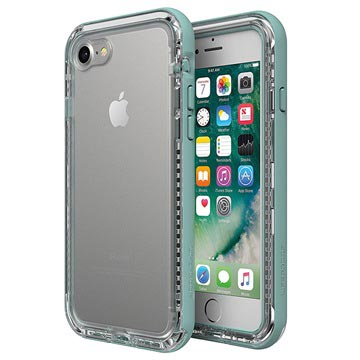 Cover LifeProof Serie Next per iPhone 7 / iPhone 8 Blu