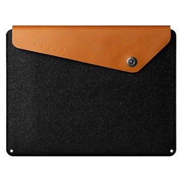 Custodia Mujjo per MacBook Pro Retina 13, MacBook Air 13 Marrone Chiaro