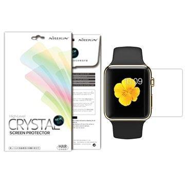 Salvaschermo Nillkin per Apple Watch Series 1/2/3 42mm Trasparente