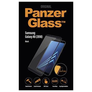 Pellicola Protettiva per Samsung Galaxy A6 (2018) PanzerGlass Nero