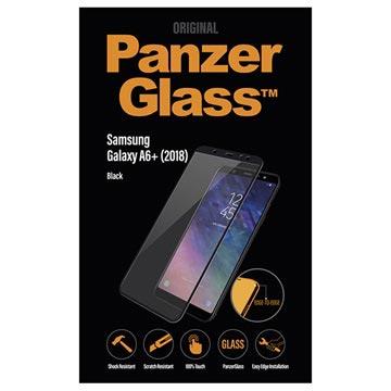 Pellicola Protettiva per Samsung Galaxy A6+ (2018) PanzerGlass Nero