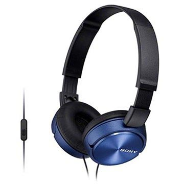 Cuffie Stereo Sony MDR ZX310AP Blu