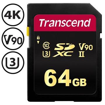 Scheda di Memoria SDXC Transcend 700S TS64GSDC700S 64GB