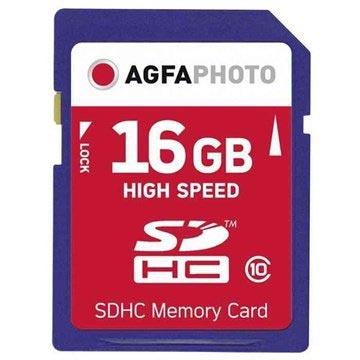 Scheda di Memoria AgfaPhoto SDHC 10426 16GB