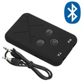 Trasmettitore Bluetooth 2 in 1 Receiver/Wireless 3.5mm Adattatore Audio RX/TX