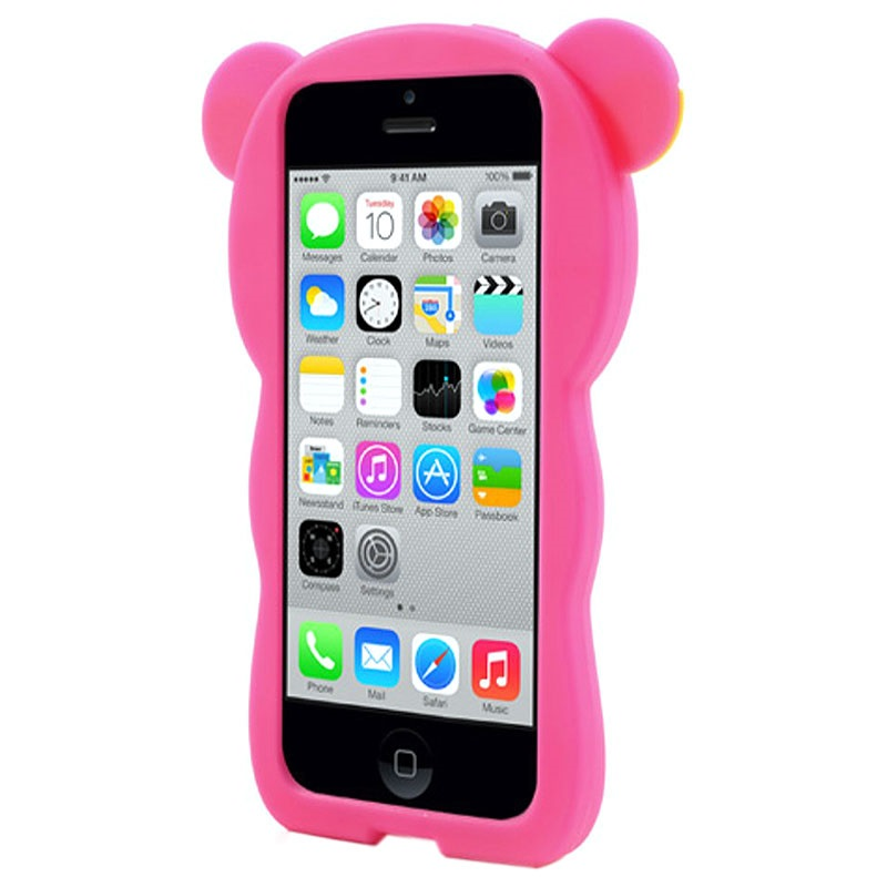 custodia iphone 5 silicone