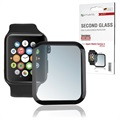 Proteggi Schermo 4smarts Second Glass per Apple Watch Series 5/4 - 40mm - Negro