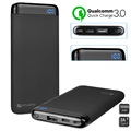 Power Bank 4smarts VoltHub Power Delivery & QC3.0 - 10000mAh - Nero