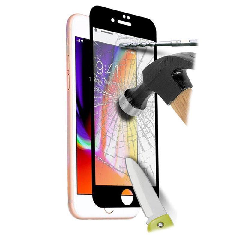 Proteggi Schermo in Vetro Temperato 6D per iPhone 7 / iPhone 8