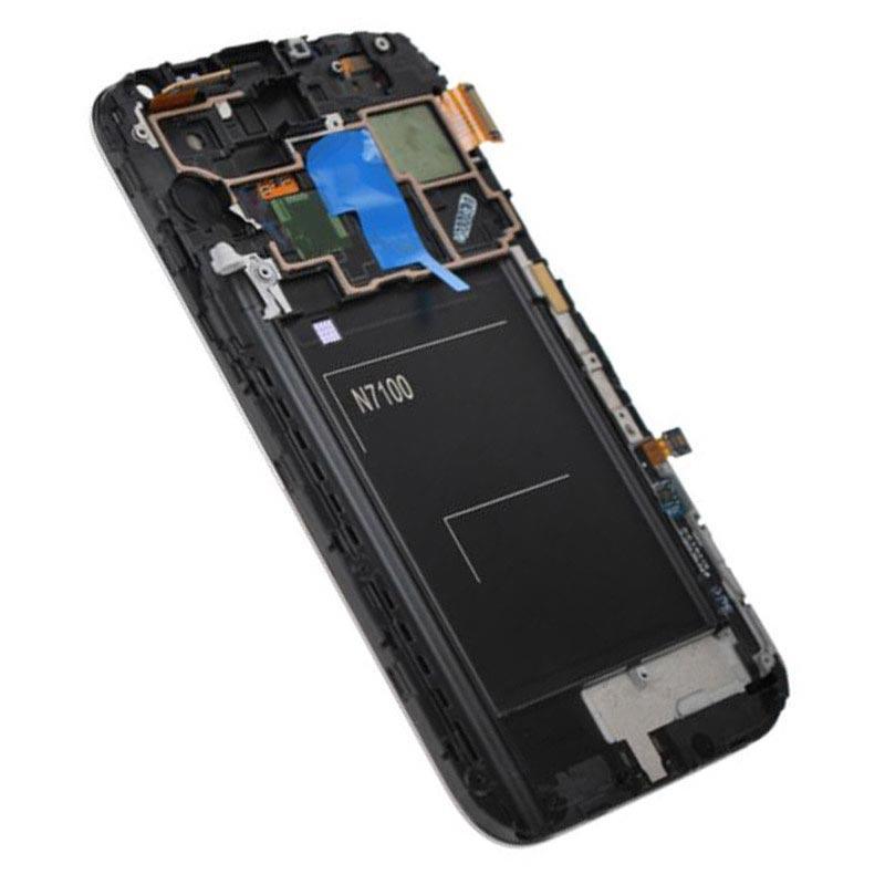 Display LCD per Samsung Galaxy Note 2 N7100 - Grigio