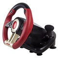 Acme Rs Racing Wheel - PC - Red / Black