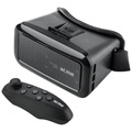 "Acme VRB01RC Virtual Reality Glasses - 4""-6"" - Black"