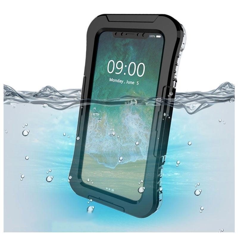 custodia impermeabile iphone x