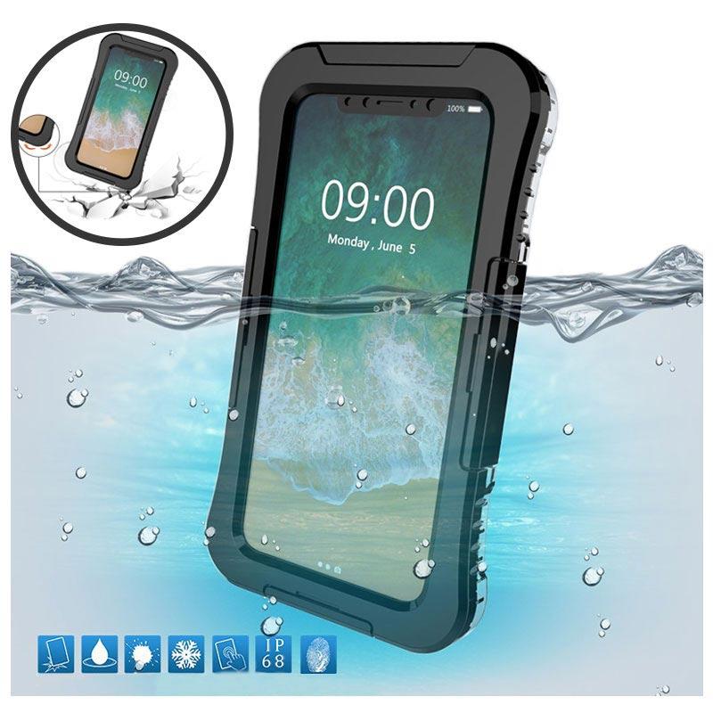 custodia ip68 iphone x