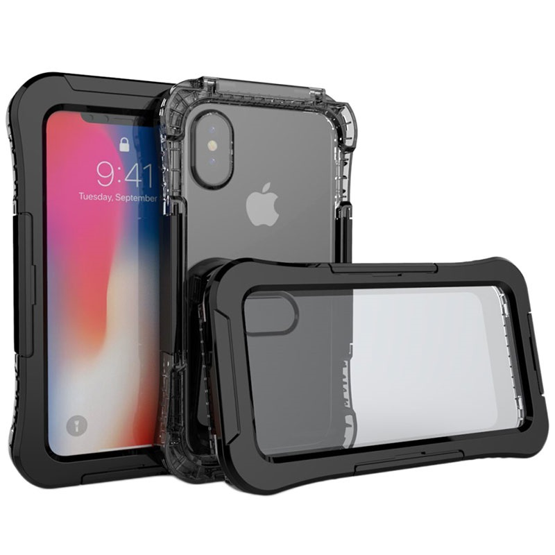 custodia ip68 iphone x