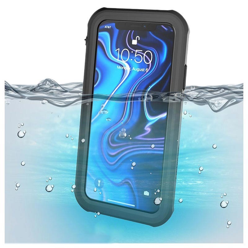 custodia iphone xr impermeabile